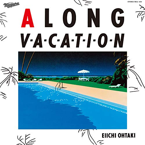 【Amazon.co.jp限定】A LONG VACATION 40th Anniversary Edition (完全生産限定盤) (Analog) (メガジャケ付) [Analog]