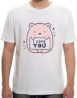 Camiseta I Think I Love You - Masculina