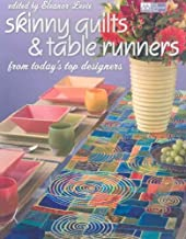 Skinny Quilts And Table Runners: From Today's Top Designers (That Patchwork Place) [Paperback] [2008] (Author) Eleanor Levie