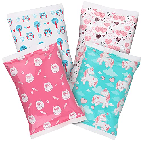 Thrive Ice Pack for Lunch Boxes - 4 Reusable Packs...