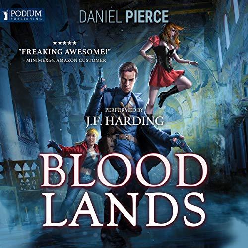 Page de couverture de Bloodlands