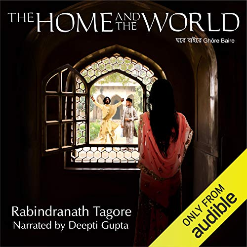 The Home and the World cover art