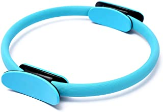 Romacci Fitness Ring Workout Yoga Ring Circle Pilates for Woman Fitness Circle Thigh Exercise Pilates Circle Ring Fitness ...