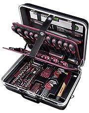 Kraftwerk profesjonalna walizka na narzędzia z tworzywa ABS