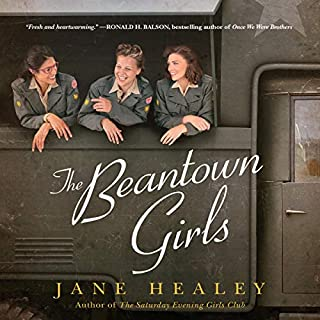 The Beantown Girls audiobook cover art
