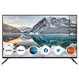 smart tech tv led ultra hd 4k 50 smt50f30uv2m1b1 smart tv linux