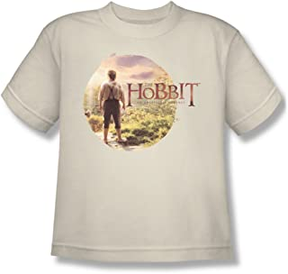 Large The Hobbit Shirt Movie Unexpected Journey Bifur Charcoal Long Sleeve