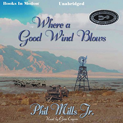 Where a Good Wind Blows audiobook cover art