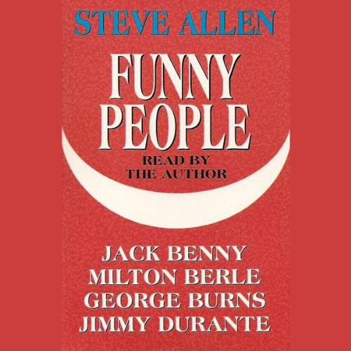 Funny People audiobook cover art