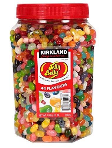 Kirkland Signature Jelly Belly Original Gourmet Jelly Beans, 1.8kg