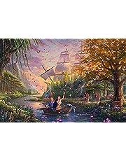 Y-fodoro Pussel Thomas The Collection Pocahontas 1 000 stycken