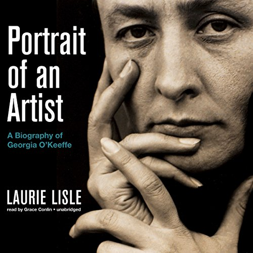 Portrait of an Artist audiobook cover art