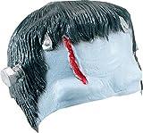 FRANKENSTEIN HEAD PIECE HALLOWEEN MONSTER FANCY DRESS (peluca)