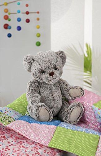 Glorex Kuscheltier Bär Felix zum Selberstopfen, Mehreres, Mehrfarbig, 30 x 21 x 1,5 cm