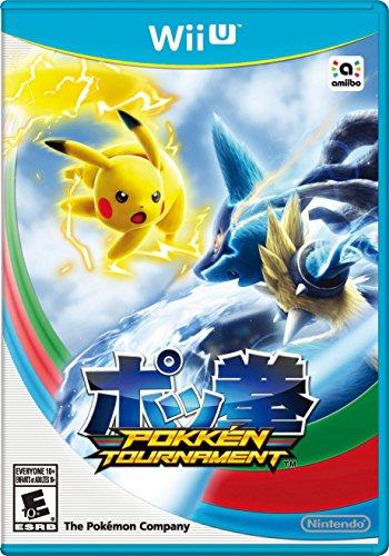 Pokken Tournament - Wii U by Nintendo