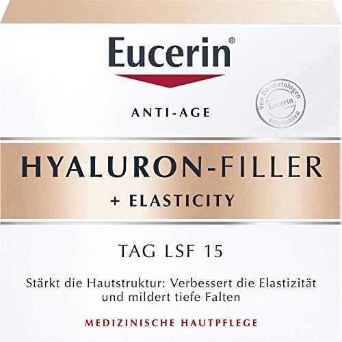 Eucerin Elasticity+Filler Tagespflege Creme, 50 ml Creme