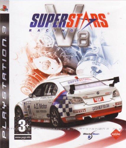SUPERSTARS V8 RACING PS3
