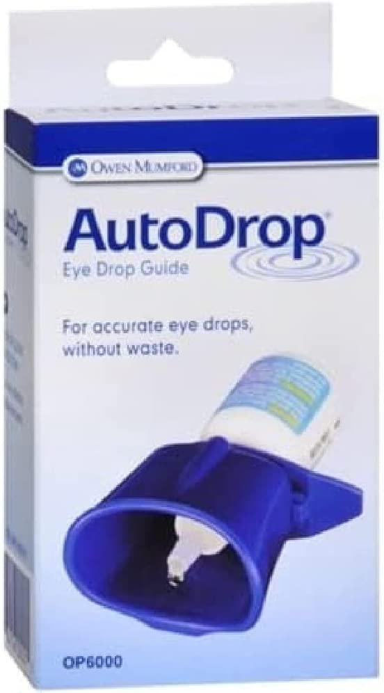 Autodrop 67% OFF of fixed price Eyedropper Aid Size: 1 NEW by Owen-Mumford