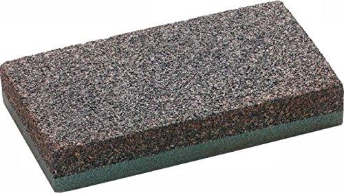 Triuso Abziehstein Silicium-Carbid 150x80x25mm Körnung 80/24 Schleifstein Wasserschlefistein Ölschleifstein Schleifstein