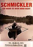 Schmickler - Herne 2012 - Veranstaltungs-Poster A2