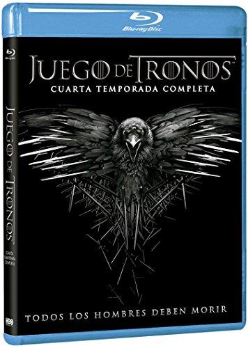 Juego De Tronos Temporada 4 Blu-Ray [Blu-ray]