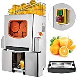 VBENLEM 110V Commercial Orange Juicer Machine, With Pull-Out Filter Box, Electric Citrus Juice...