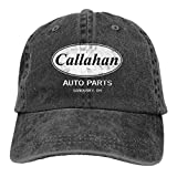 C-allahan A-uto Parts Daily Unisex Adjustable Vintage Washed Cowboy Hat