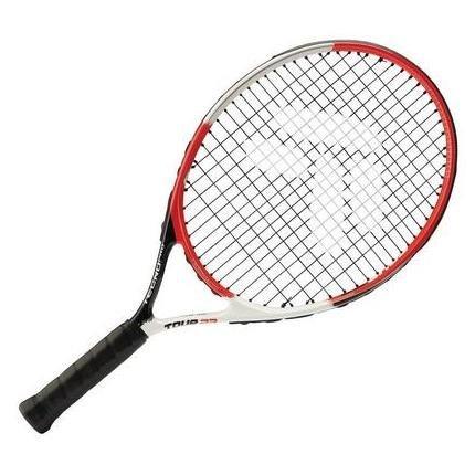 Tecno Pro Kinder Tennis-Schläger Tour 23 schwarz/rot/Weiss