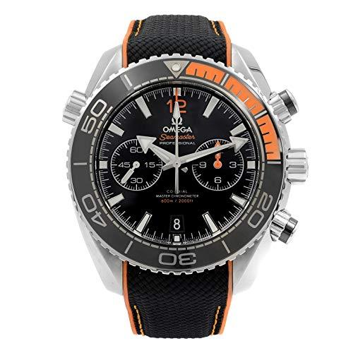 Omega Seamaster Planet Ocean Steel Black Dial Mens Watch 215.32.46.51.01.001