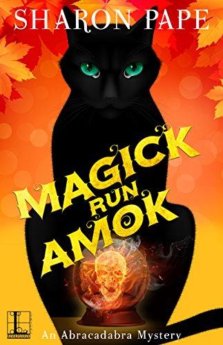 Magick Run Amok (An Abracadabra Mystery Book 3) (English Edition)