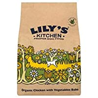 Organic fresh chicken Complete hypoallergenic Delicious dog food It's made with completely natural, certified organic ingredients