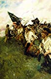 The Nation Makers by Howard Pyle - 18' x 27' Premium Canvas Print