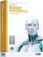 ESET SMART SECURITY V.5 3 USER (WIN MENTCE2000XPVISTAWIN 7)