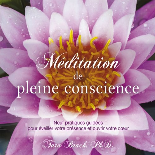 Méditation de pleine conscience audiobook cover art
