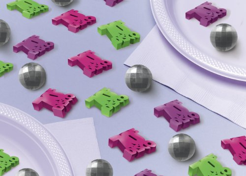 amscan Décorations de Table Disco