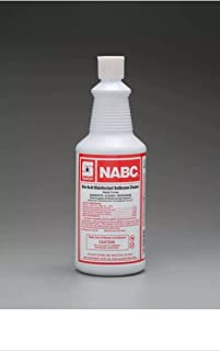Spartan NABC Non-Acid Disinfectant Bathroom Cleaner 2 Quart Pack