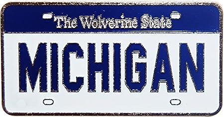 Atlanta Georgia USA-States License Plate Magnets