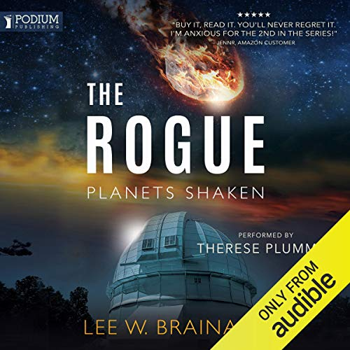 The Rogue: Planets Shaken, Book 1