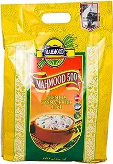 Mahmood 500 Premium Basmati Rice 1121 - 5 KG White