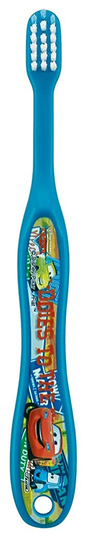 費用シニスラバSKATER CARS 歯ブラシ(転写タイプ) 園児用 TB5N
