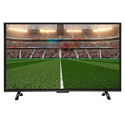Smart TV 4K HDR, TV de Pantalla Curva 3000R de 32 Pulgadas, Smart TV inalámbrico con clasificación energética de Tres Niveles, Televisión Inteligente Universal de versión en Red(32')