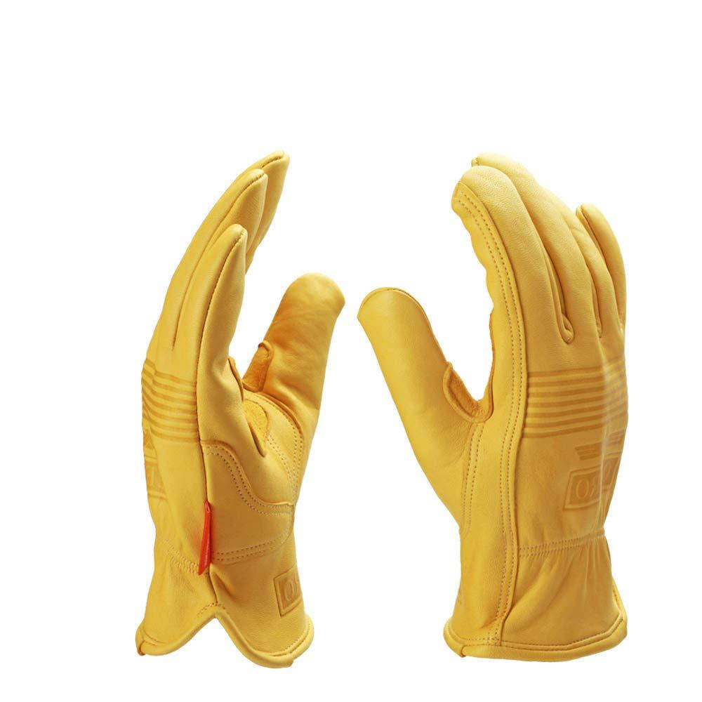 Kanqingqing Guantes de Trabajo Guantes de Trabajo Slim-fit Amarillos, Ideales para tareas de jardín y hogar Seguras para Trabajos de jardinería Jardinería Granja Alma (Size : XL): Amazon.es: Hogar