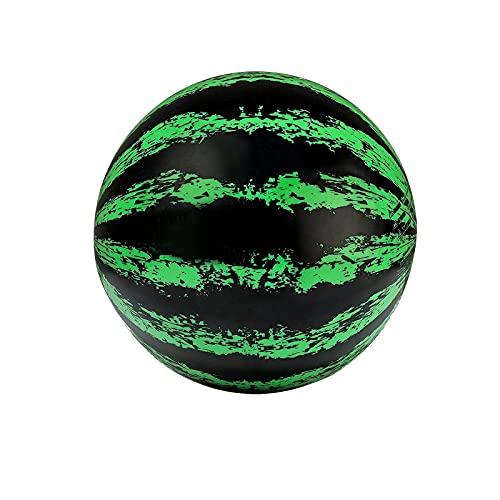 FANTCI Wassermelonen-Ball, Pool-Spielzeug für Unterwasserspiele Wassermelone Aufblasbarer Ball, Kinder, Jungen, Mädchen, Jugendliche oder Erwachsene Fußball, Basketball und Rugby für Wasserspiele