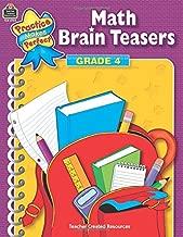 Best brain teasers grade 4 Reviews