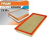 FRAM Extra Guard Air Filter, CA3914 for Select Chevrolet, GMC, Pontiac and Winnebago Vehicles