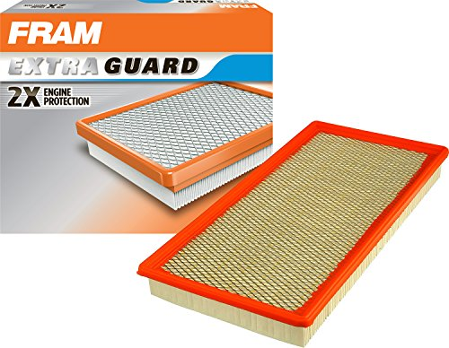 Price comparison product image FRAM Extra Guard Air Filter,  CA3914 for Select Chevrolet,  GMC,  Pontiac and Winnebago Vehicles