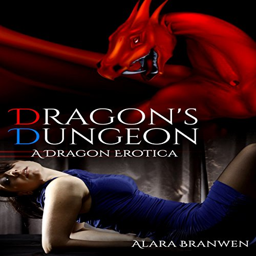 Dragon's Dungeon audiobook cover art
