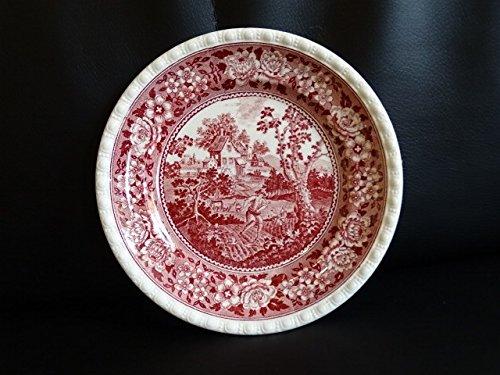 Villeroy & Boch Rusticana rot: Brotteller / kleiner Teller 15,5 cm
