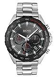 Hugo Boss Orologio Cronografo Quarzo Uomo con Cinturino in Acciaio Inox 1513680
