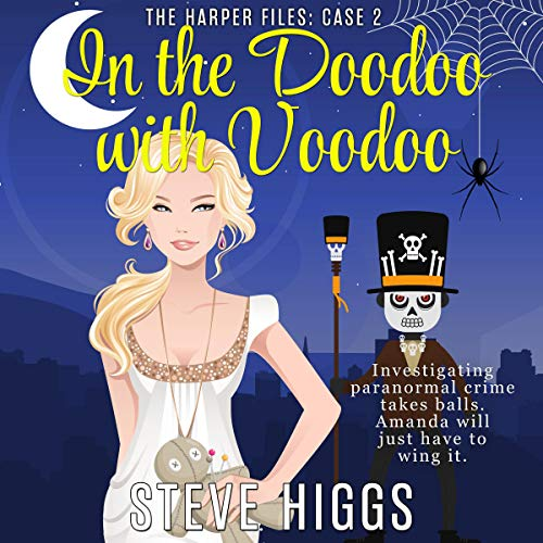 In the Doodoo with Voodoo. A Cozy Mystery audiobook cover art